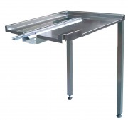 Automatic Corner Entry Table