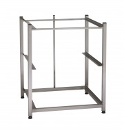 Racking bay 3 Tier - Stainless Steel