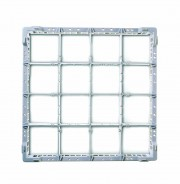 Glass Basket - 16 compartment