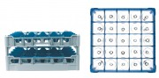 Clixrack Glass Basket - 25 compartment