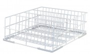 Sloped Glass Basket  - 4 rows