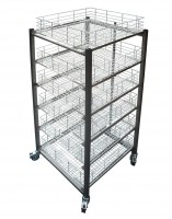 Bespoke Mobile Racking Bay