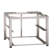 Stand with Two Tier Rack Storage
